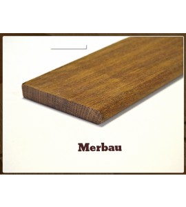 Merbau hardwood windowboard