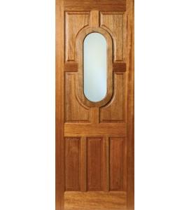 external mahogany door acacia